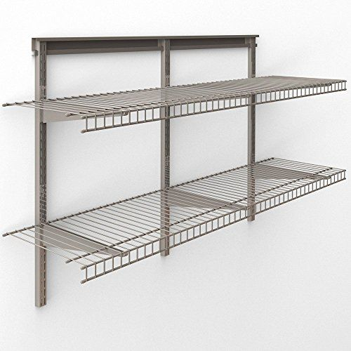 Wire Utility Shelving