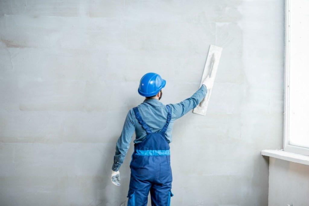 Gypsum Plaster Restoration
