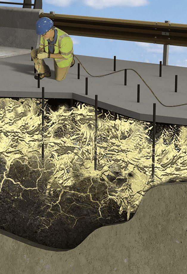 31 32 14 Lime Slurry Soil Stabilization