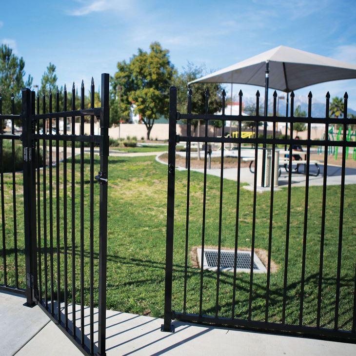 32 31 19 Decorative Metal Fences and Gates