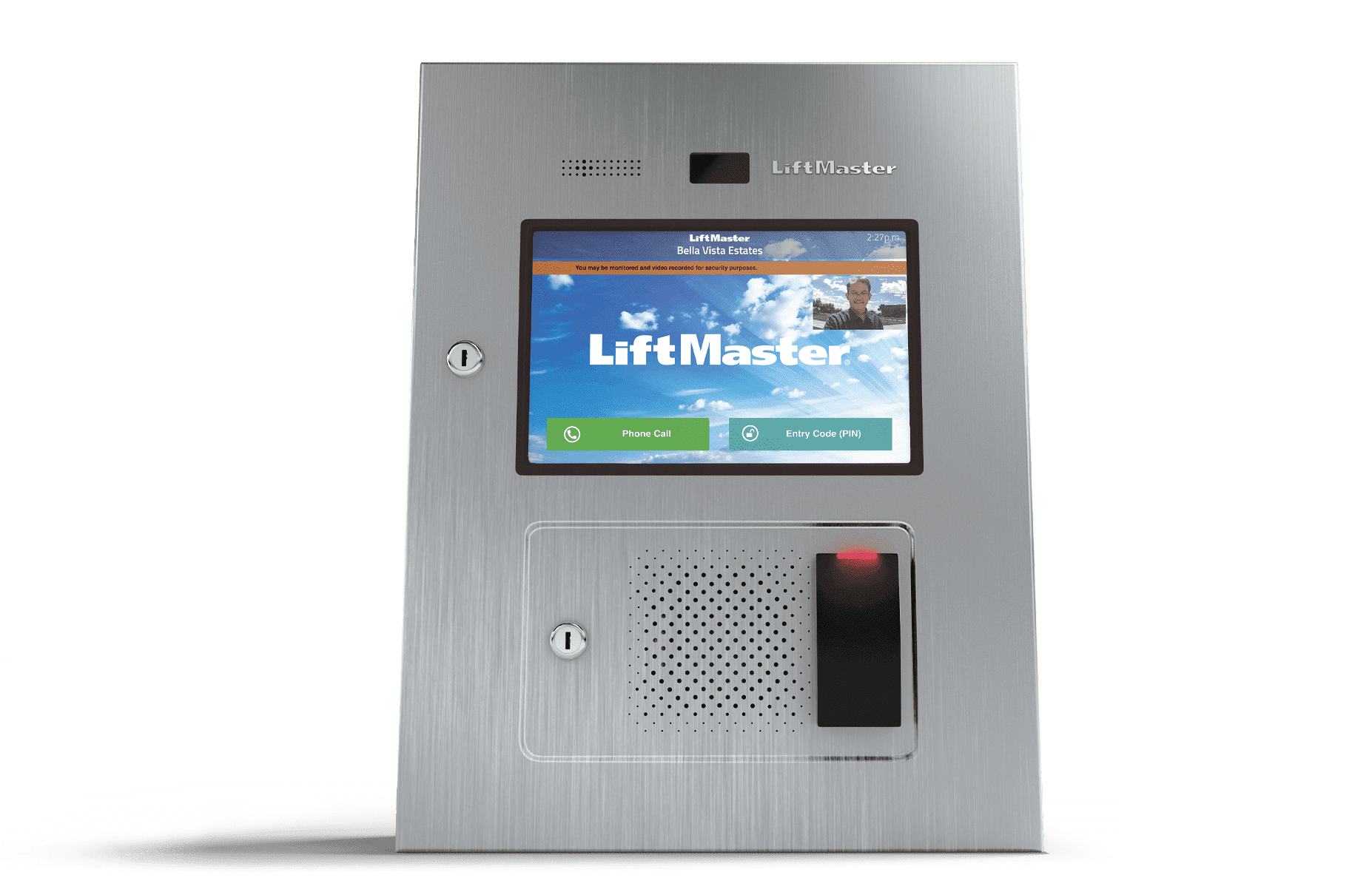 access control by liftmaster
