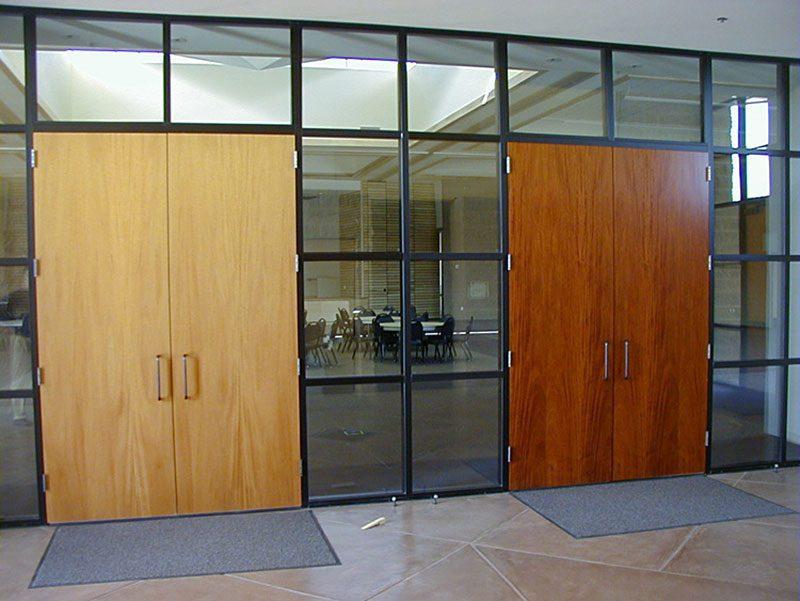 08 14 16.03 Flush Wood Doors by OshKosh