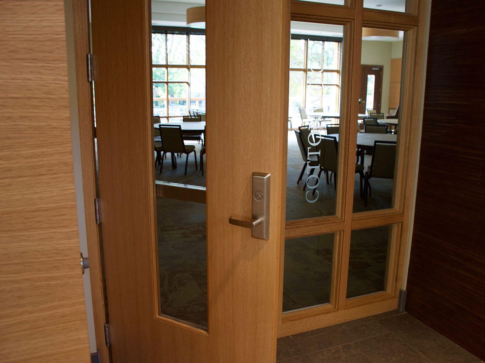 Laminated Plastic Doors