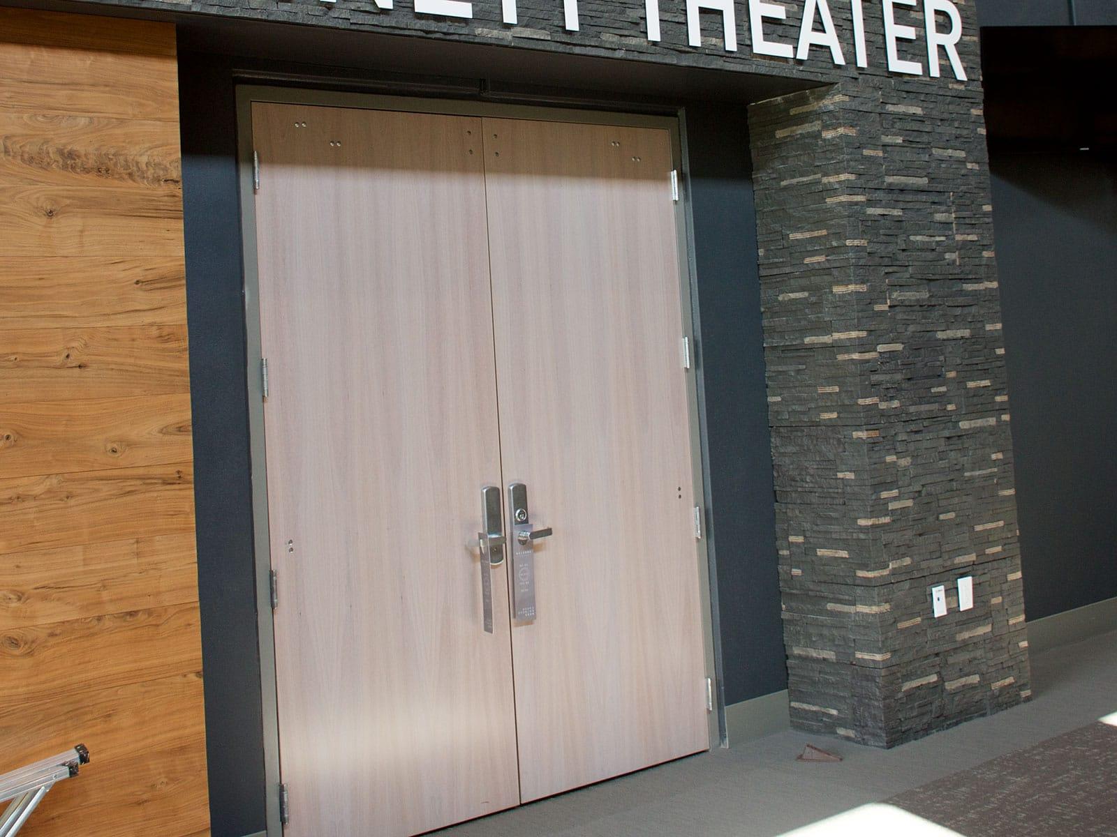 Laminated Plastic Doors 3