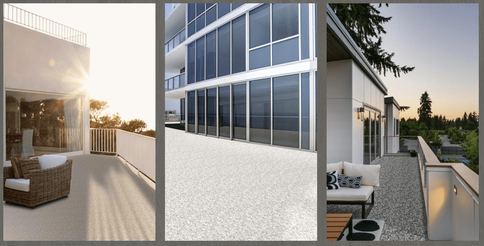 Thermoplastic Membrane Deck Waterproofing