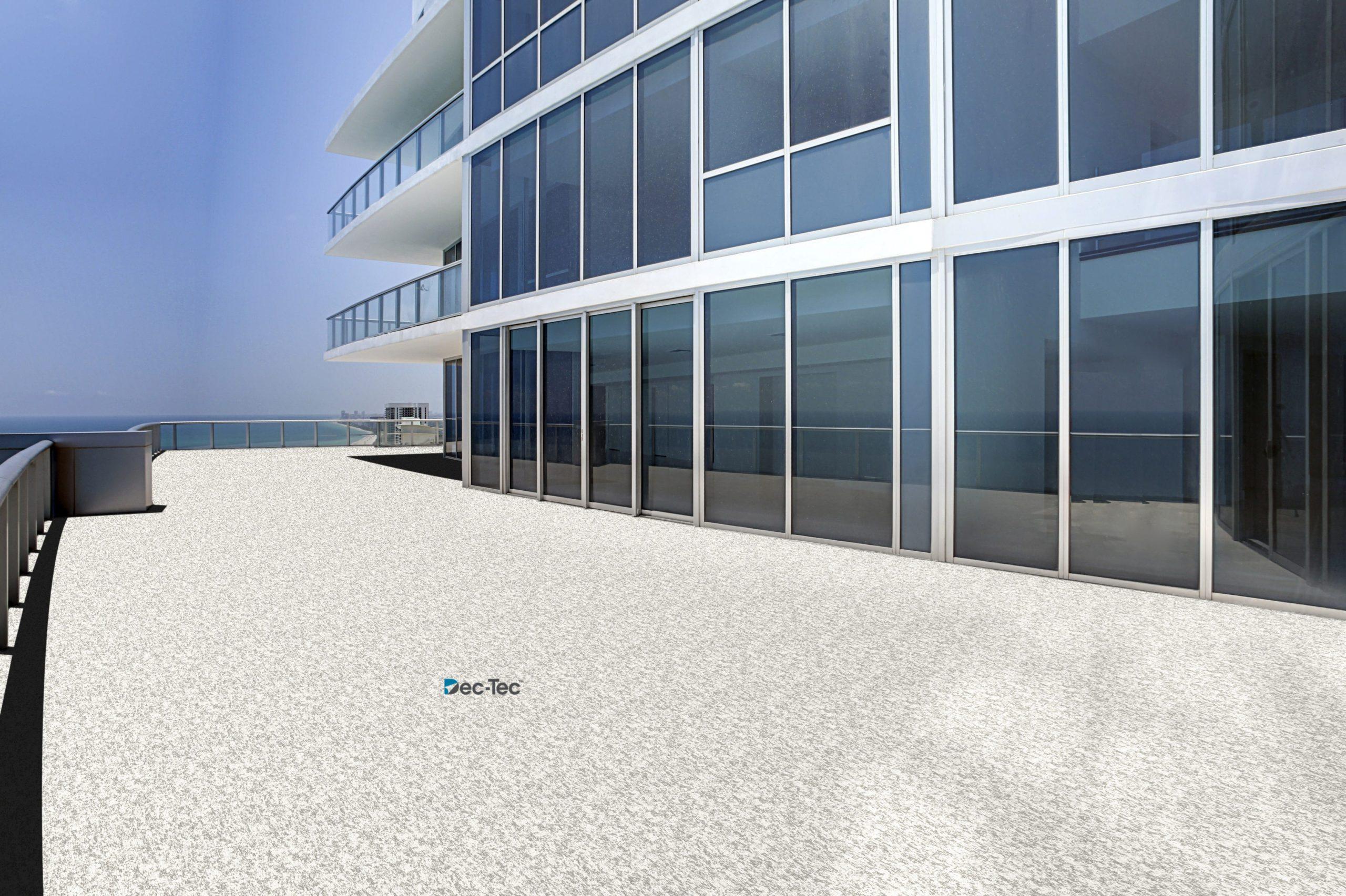 thermoplastic waterproof deck membrane